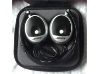 Bose On Ear Headphones.