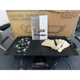Electric grill 2000w