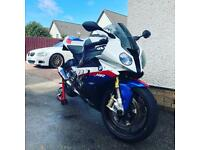 BMW S1000RR Yoshimura slip-on exhaust