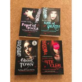 Teenage vampire books x 4 by Rachel Caine