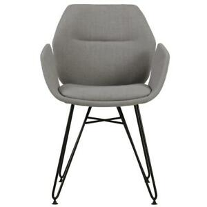 Grey Accent Chair Sale-WO 7732 (BD-2559)