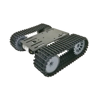 Smart Robot Car Tank Chassis Kit Platform With Motors For Arduinoraspberry