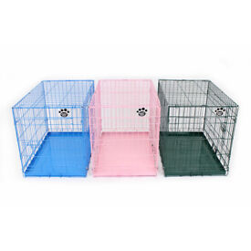 Dog cage. Puppy crate. Pen. Small Medium large.