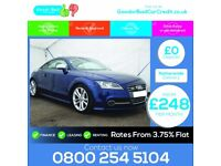 Audi TTS Good Or Bad Car Credit / Finance Available