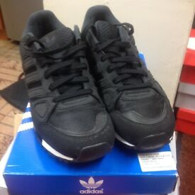 ADIDAS ZX750 BLACK (UK SIZE 9.5) IN EXCELLENT CONDITION
