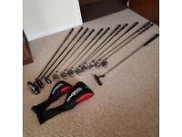 Wilson k'netic golf clubs £50 no offers
