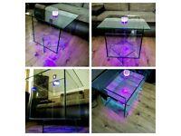 Aquarium fish tank coffee table just 5 days Christmas offers - 30%