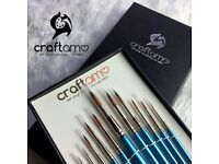 FREE ARTIST BRUSHES 🖌 From Craftamo - Arts & Crafts
