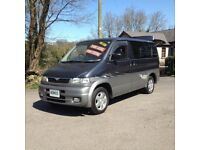 HI SPEC MAZDA BONGO 4WD DAY SURF MPV BUS 8 SEATER/DAY CAMPER/NEW MOT/ NEW CAMBELT FITTED/ALLOYS