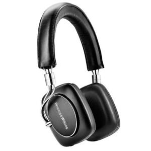 NEW Bowers & Wilkins P5 Wireless Headphones, Black