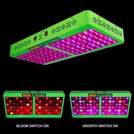 LED Hydroponic lighting