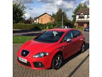 Seat Leon FR, HPI clear ! Full Service History 9 months MOT