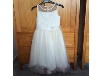 Kids Size 10 Flower Girl Dress