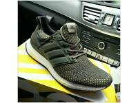 100% Authentic BNIB Trace Cargo Olive Green Adidas Ultra Boost 3.0 LTD - 9.5, 10.5 and 11.5
