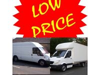 BASILDON ESSEX MAN & VAN HIRE SERVICE - Cheap House removals, Office moves & Home moving deliveries