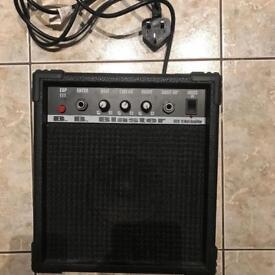 B. B. Blaster 10 watt guitar amplifier