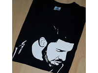 Womens Drake tshirt Size XL Hip Hop Fashion Tee BRAND NEW