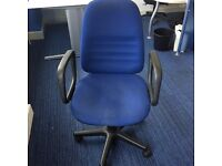 4 Office chairs (need to go asap)