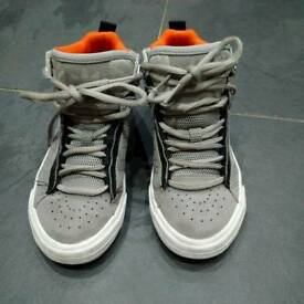 Adidas High Tops - Boys size 13uk
