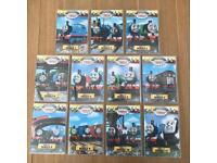 Thomas the Tank Engine 11 DVD Box Set (The Complete Series 1-11)