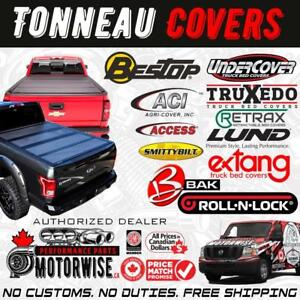 Tonneau Covers | Pickup Bed Covers | BRAND NEW |  Largest Ready to Ship Stock in Canada