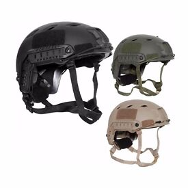 Valken Airsoft V-Tac Tactical Airsoft ATH Helmet Adjustable Type B Velcro Panel