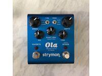 Strymon Ola dBucket Chorus Vibrato guitar effects pedal