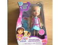 Dora and Friends dance party doll fisher price