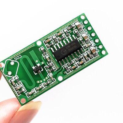 5x Pop Microwave Doppler Radar Motion Detector Sensor Rcwl-0516 Module Board Pro