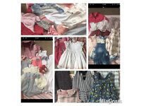 Bundle Of baby girl clothing, 0-18months. All excellent condition. All named brands.