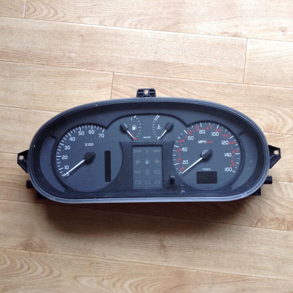 Speedometer Renault Scenic I