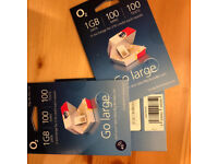 075-111-444-XX O2 Pre-Pay SIM Cards VIP Business Gold Diamond Memorable Special Numbers