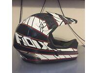 FOX Full Face Bike Helmet