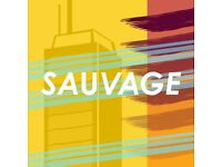 Sauvage: Lead Guitar Player Wanted