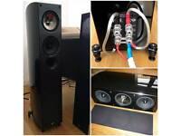 KEF XQ Series set of High-end speakers
