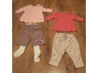 Girls Newborn / 0-3 / 3-6 clothes