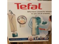 Tefal Instant Control Dress Upright Garment Steamer Clothes Ironing Steam 1700W