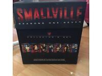 Smallville 1-7 seasons collection set