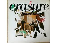 Vinyl - Erasure Sometimes