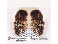 GOLDEN LOCKS