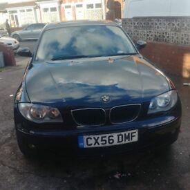 BMW 120d 1700 £