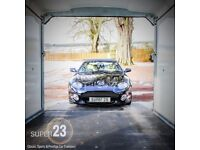 Super23 Covered Classic & Sports Car Transport Service