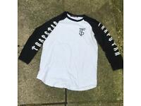 Trapstar quarter length top size small