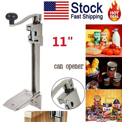 "11"" Large Heavy-Duty Commercial Kitchen Restaurant Food Big Can Opener Table USA"