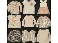 Girls clothes - 4 to 5 years
