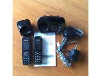 Digital Cordless Telephone Answerphone Panasonic