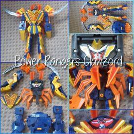 Power Rangers Samurai CLAWZORD Megazord toy