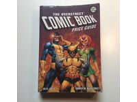 The Overstreet Comic Book Price Guide 2013 2014 marvel DC Image x-men cover valuation