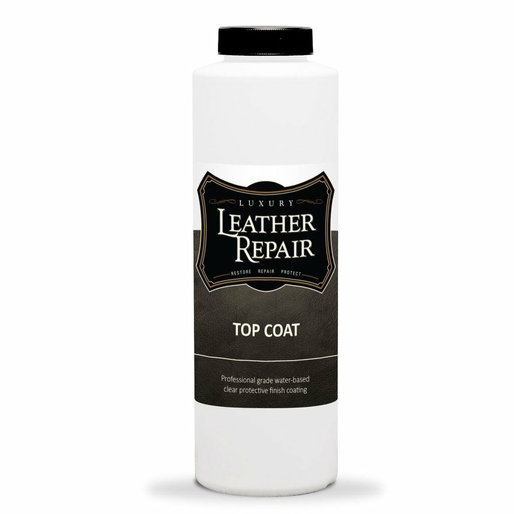 Luxury Leather Repair Leather And Vinyl Top Coat Clear