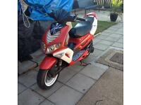 speed fight 2 50cc moped spares or repair